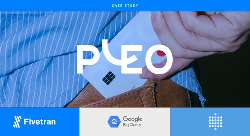 Pleo Leaves Data Integration to Fivetran, Builds Out Beautiful BI