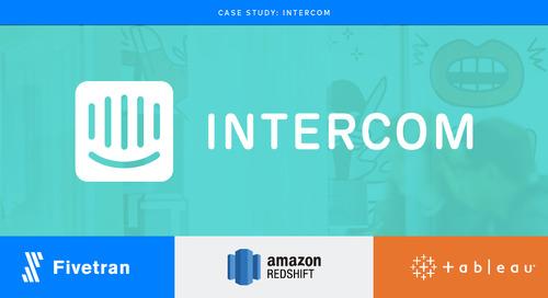 Intercom Easily Integrates Financial Data