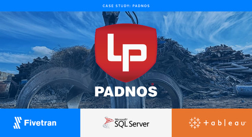 PADNOS Better Services Customers Through the Use of Data