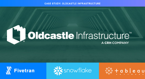 Oldcastle Infrastructure Migrates On-Prem Data to the Cloud With Fivetran
