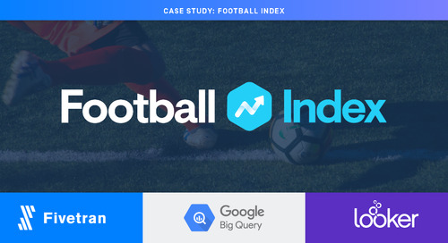 Football Index Bets on Fivetran, Saves 10-20% of Developer Time