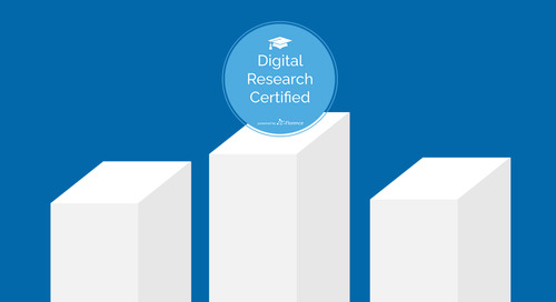 Advance Your Career with Florence's New Digital Research Certification