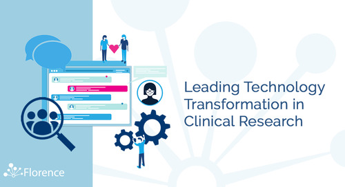 Leading Technology Transformation in Clinical Research