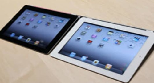 New iPad Hotter, But Not Serious Problem: Consumer Reports