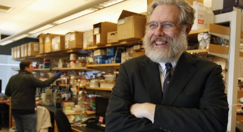 Harvard genetics pioneer wants to monetize DNA with digital currency, and defeat 23andMe