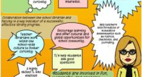 How Effective School Librarians Foster Digital Literacy