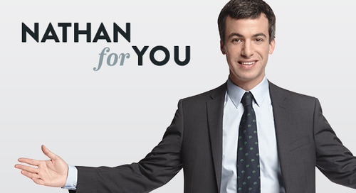COMEDY CENTRAL: Nathan For You [Returning Series]