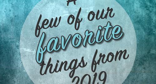 Top 10 Staff Media Favorites of 2019