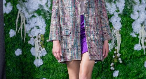 Katherine Calvert, Model