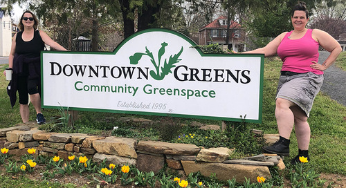 Downtown Greens