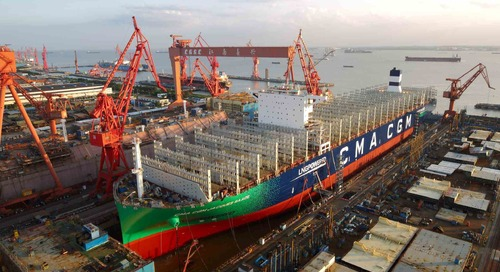 Shipping Giant CMA CGM Sells Bond to Refinance Debt - gcaptain.com
