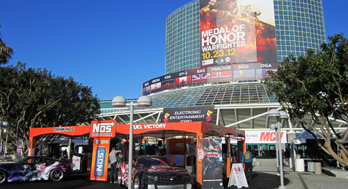 E3  Excites Again