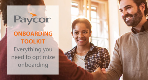 The Proven Toolkit to New Hire Onboarding