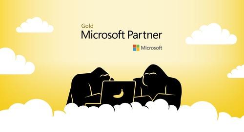 Gorilla Logic Partnership Microsoft: Azure Solutions Architect Certifications