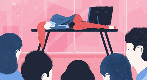 1 in 5 Highly Engaged Employees Is at Risk of Burnout