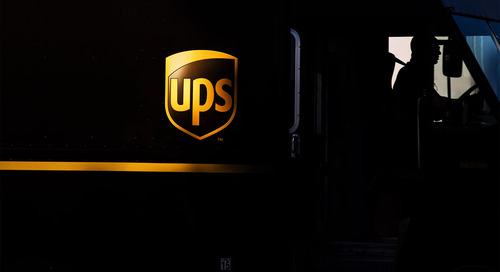 Inside UPS's Electric Vehicle Strategy