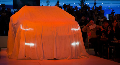 How Ford Is Thinking About the Future