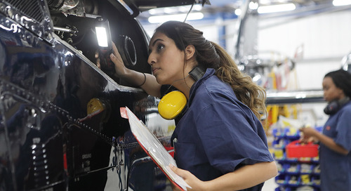 The Problem of Visibility for Women in Engineering, and How They Manage It