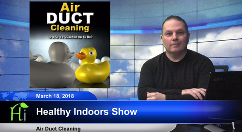 The Healthy Indoors Show is Back!