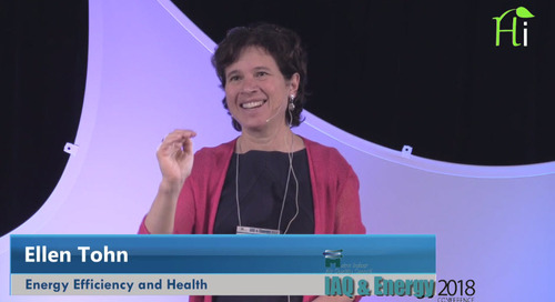 Ellen Tohn Discusses the Health Benefits of Home Performance