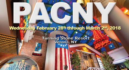 PACNY is the Premiere Event for Environmental Contractors in the Northeast