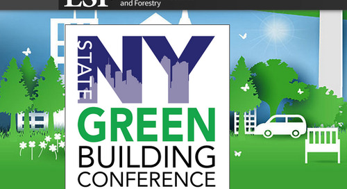17th Annual New York State Green Building Conference – April 17 – April 18