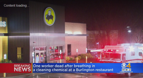 'Chemical Accident' At Buffalo Wild Wings Leaves Worker Dead, 10 Hospitalized