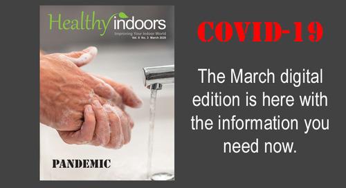 Healthy Indoors – March Digital Edition