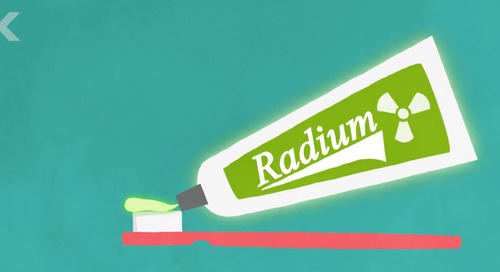 Radium Was a Miracle Product, Until it Started Killing People