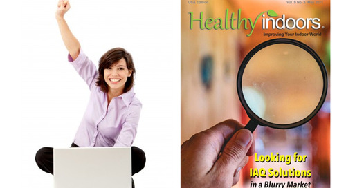 Read the latest Issue of Healthy Indoors Now!