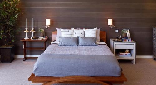 Inspirasi Dekorasi Kamar yang Membuat Tidur Anda Lebih Nyenyak