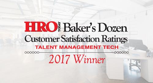 CareerBuilder Ranks Among Top 5 Talent Management Technology Vendors