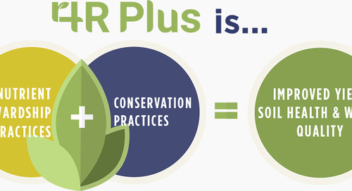 4R Plus: Nutrient Management and Conservation for Healthier Soils