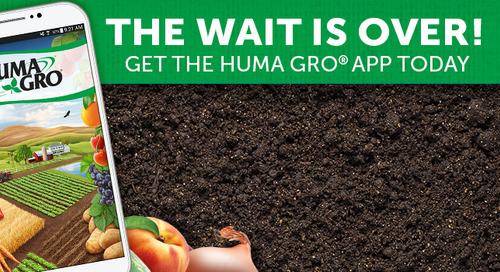 Lanzamiento de la aplicación de Huma Gro® para teléfonos inteligentes con iOS