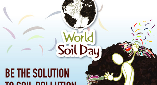 World Soil Day, November 5