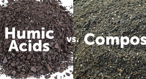 Humic Acids vs. Compost