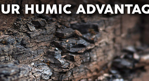 Our Humic Advantage
