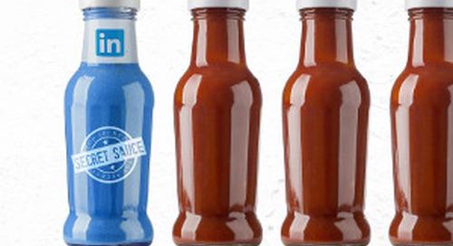 How LinkedIn Uses LinkedIn for Marketing: The Secret Sauce [Infographic]