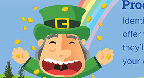 Five Golden Strategies to Bring Luck to Your Email Campaigns [Infographic]
