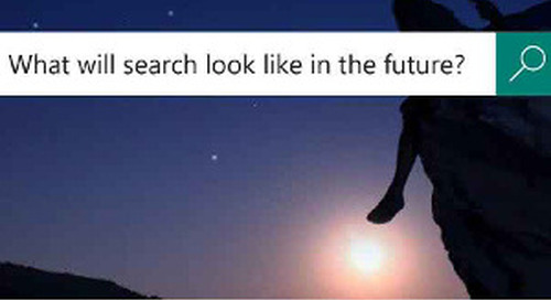 The 3Ps of the Future of Search [Infographic]