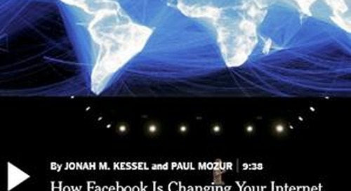 #SocialSkim: Facebook Nixes a B2B Feature, Governments Grow Weary of Social: 10 Stories This Week