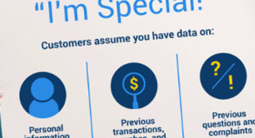 Know Your Customers Better Than They Know Themselves: The Key to Customer Loyalty [Infographic]