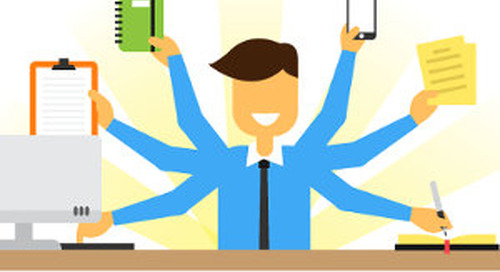 Boost Your Productivity at Work [Infographic]