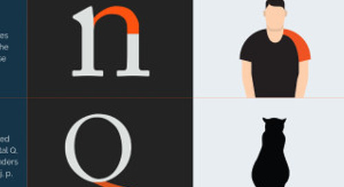 Typography: Terminology You Should Know [Infographic]