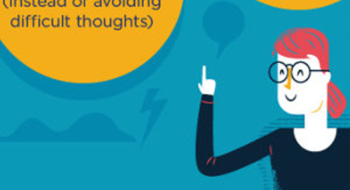 Eight Simple Ways to Handle Negative Thoughts and Emotions at Work [Infographic]