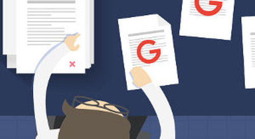The Top Google Search Algorithm Updates of Last Year [Infographic]