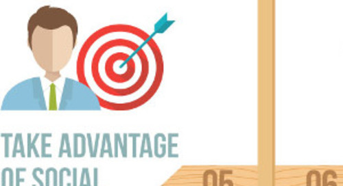 Seven Simple Ways to Increase Customer Retention Using Social Media [Infographic]