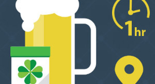 Good-Luck Email Tips for St. Patrick's Day [Infographic]