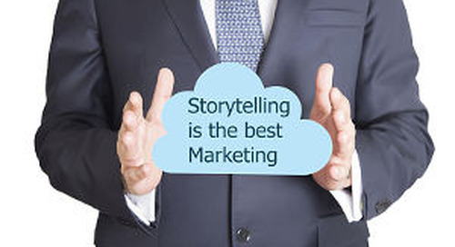 How Marketers Can Be Effective Business Storytellers (And Why They Should Be)