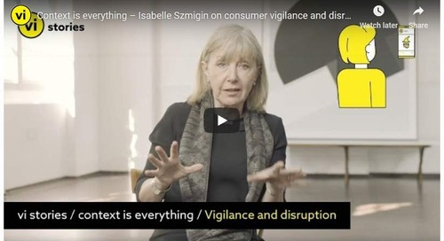 Context Is Everything: Disruption and Perceptual Vigilance [Video]